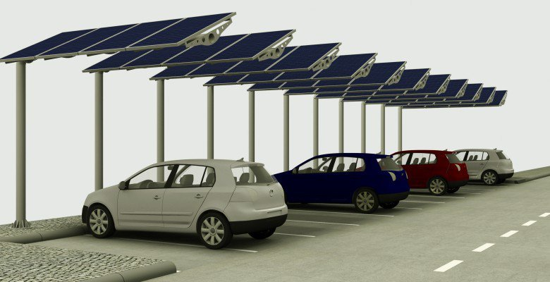 Solar Car Parking Solutions